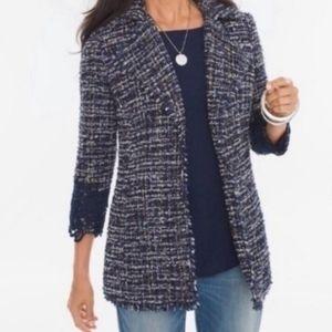 Chico's Tweed Jacket